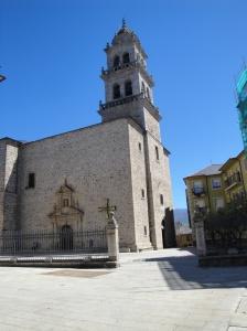The Basilica de la Encina.