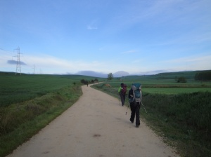 Leaving Rabe we enter the Meseta