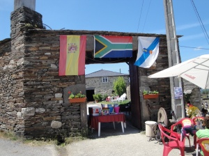 A new Alberque the Casa de Banderas run by friendly South Africans.