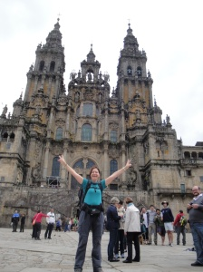 Heike, the Camino Queen, Champion's League!